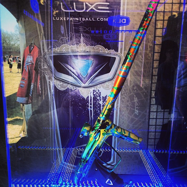 Luxe marker at PSP Dallas