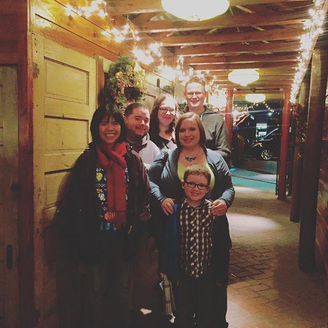 Dallasmatticians holiday dinner at Babes chicken! #yum #automattic @sarahblackstock @myinnerfrenchgirl @busymomconfessional