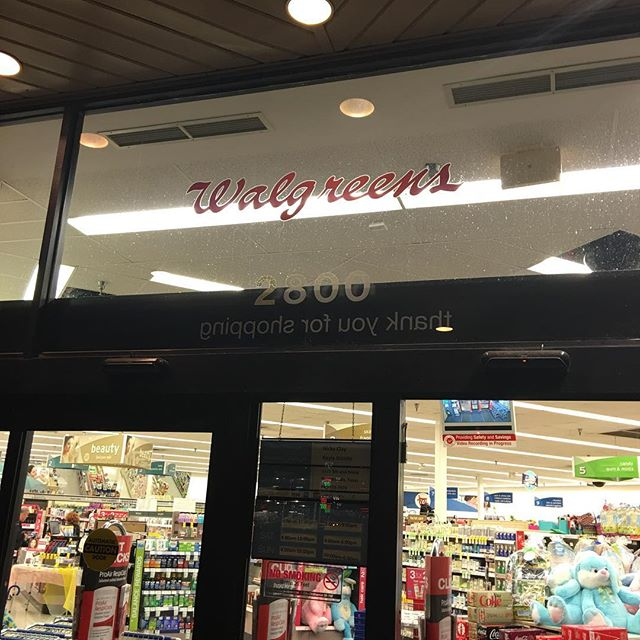 @walgreens - what's wrong with this picture? ?