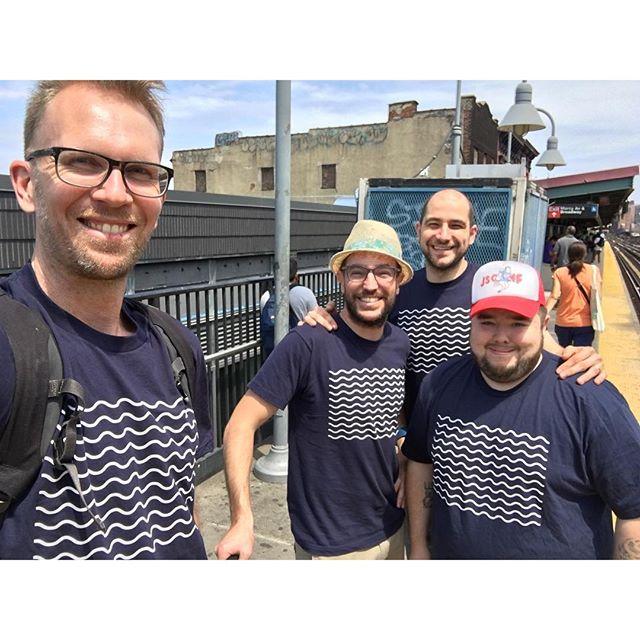 Team Podeion NYC 2016 Meetup
