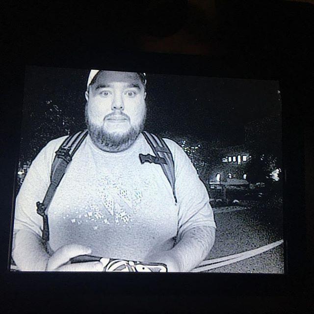 Saw myself on camera at the ATM near Arcadia last night 😂 #travelmattic