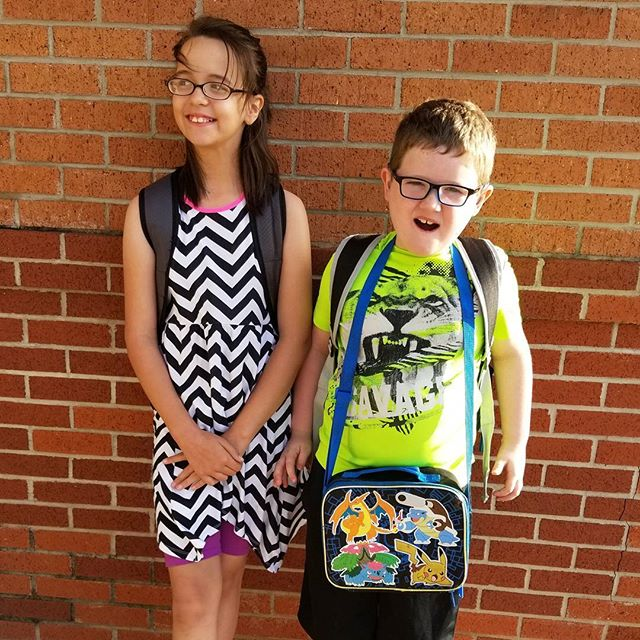 Last day of school for these kids