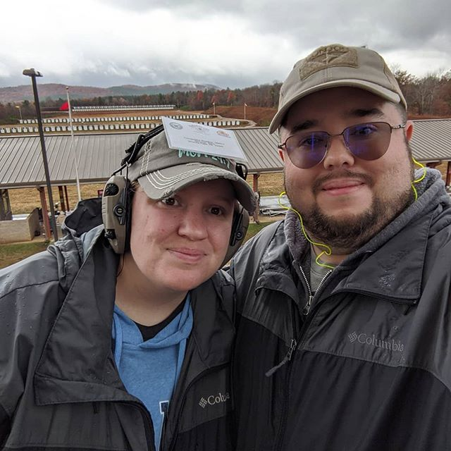 We found the CMP Talladega Marksmanship Park and will shoot the pistol EIC matches today, even if it continues to rain. 😂